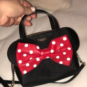 Disney Kate Spade Bag, Minnie Mouse Maise